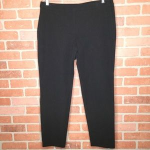 Eileen Fisher organic cotton pants size L (3S41)